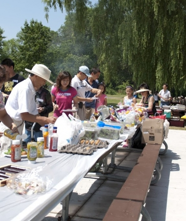 2012 Chinese Summer Picnic